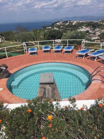 Poggio Aragosta Hotel & Spa : Piscina Termale Scoperta