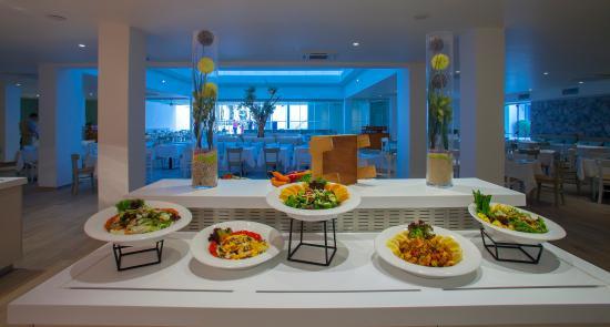 Tui Family Life Nausicaa Beach Main Restaurant Buffet