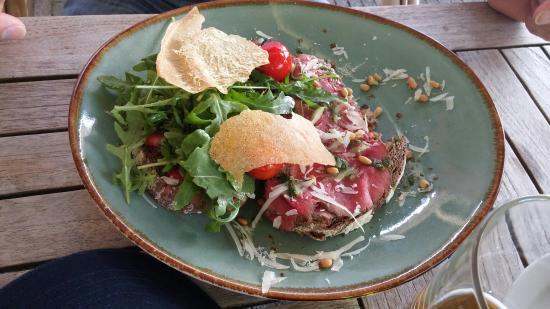 Photo of Seafood Restaurant Restaurant s' Anders Eten en Drinken Vinkeveen at Herenweg 120, Vinkeveen 3645 DT, Netherlands
