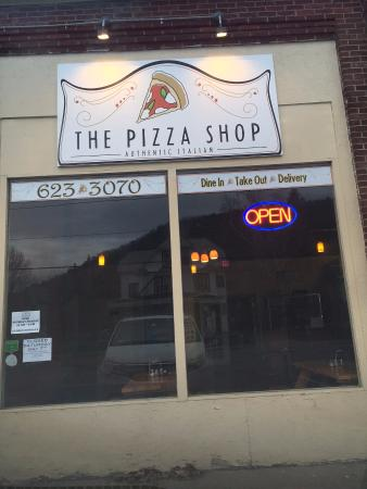 Warrensburg, estado de Nueva York: Pizza Shop