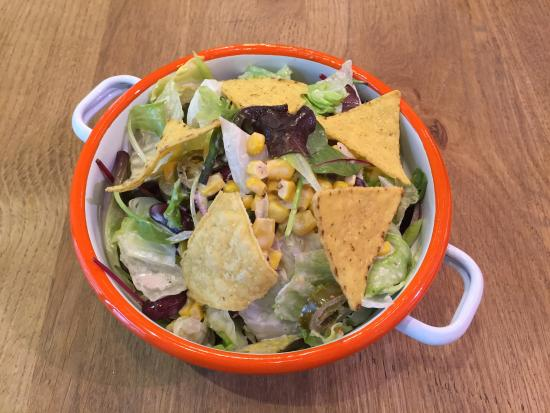 Bagel Brothers: Mexican Salad
