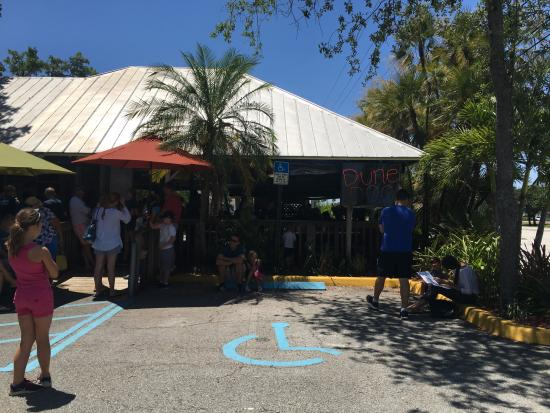 Main Entrance Picture Of Dune Dog Cafe Jupiter