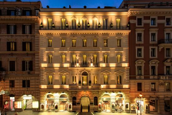 Hotel artemide updated 2018 prices reviews rome for Hotel design italie