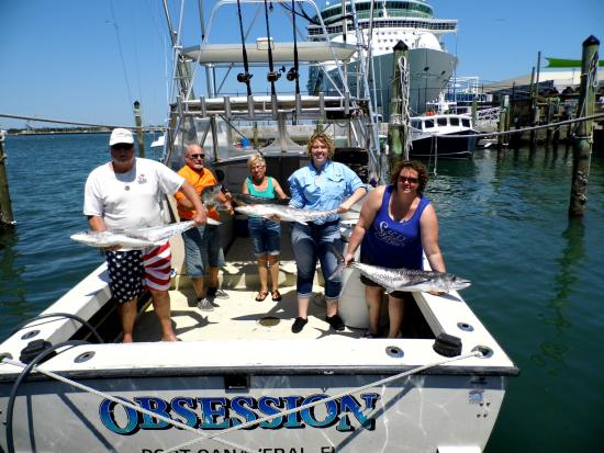 Port Canaveral Sport Fishing Charter: Our Booty
