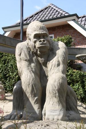 Garderen, Ολλανδία: Gorilla