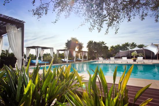 Agroturismo Ibiza Can Jaume: piscina