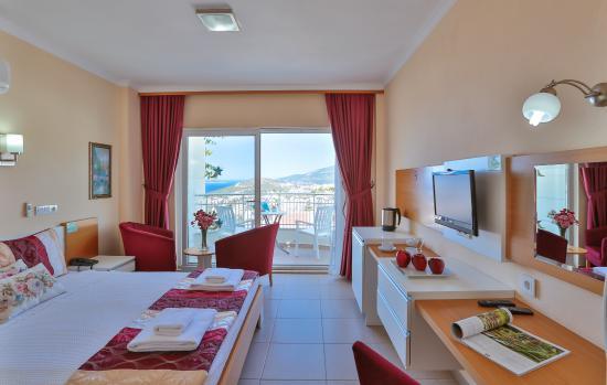 Samira Resort: hotel room