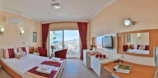 Samira Resort: hotel standard room