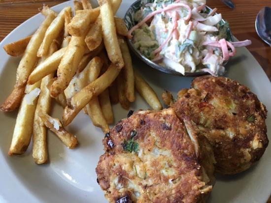 Crab Cakes - Picture of Florida Cracker Kitchen, Brooksville ...