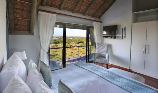 St Francis Golf Lodge: View from bedrooms