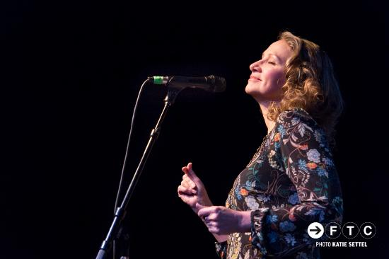 Fairfield, CT: Joan Osborne on StageOne