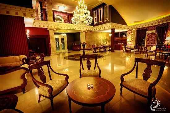 Dariush Grand Hotel Kish Iran Buchen