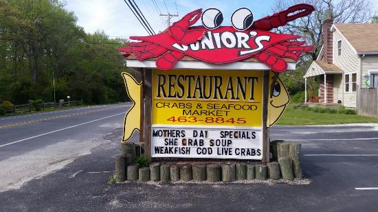 Junior's Crabs and Seafood: 20160508_164707_large.jpg