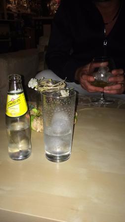 Guime, สเปน: Gin Tonic