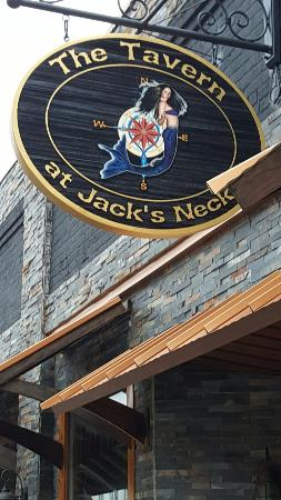 Belhaven, Carolina del Norte: The Tavern at Jack's Neck