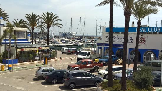 Estepona Marina : the marina