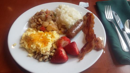 Norfolk Waterside Marriott: Great Breakfeast