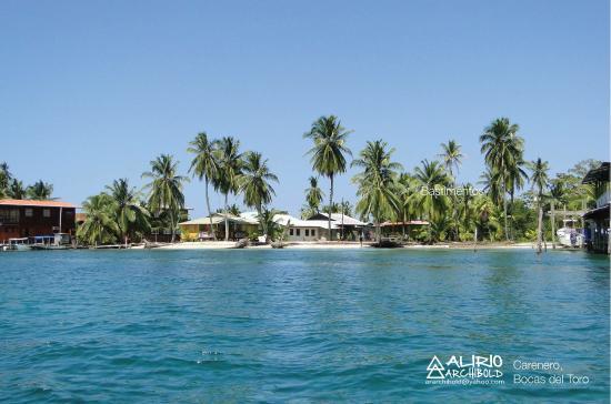 Gran Hotel Bahia: Carenero island