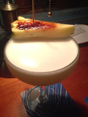 Bar TCRC : 每天都不一樣,有些調出來的酒,可能是唯一的一次