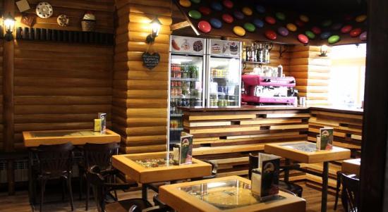 Hotel Cims: Cafeteria