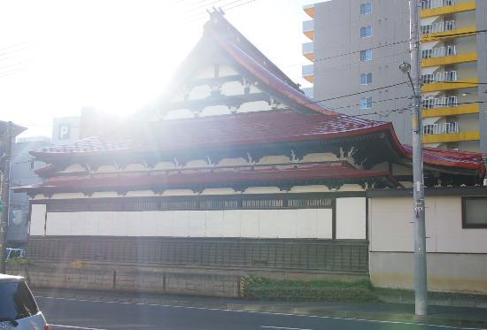 Hokkai-ji Temple