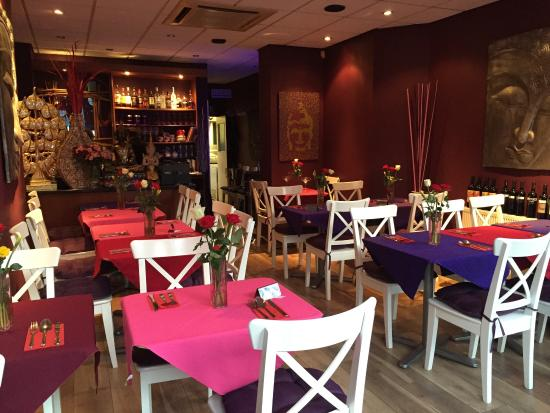 Great Food Lovely Staff Reasonable Price Rice Thai Restaurant Bedford Traveller Reviews