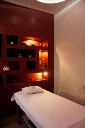 KineSPA Casablanca: Cabine de Massage