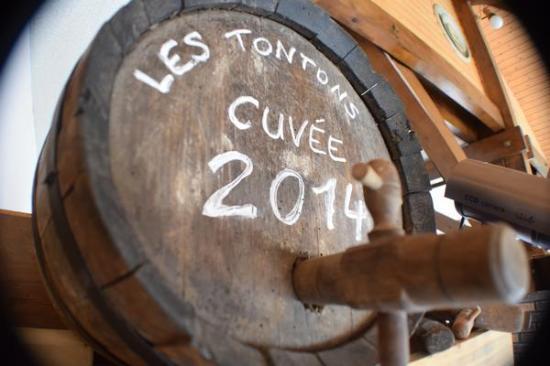 Aydat, Frankrike: tonneaux