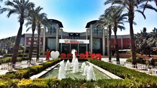 Antalya Migros Shopping Mall