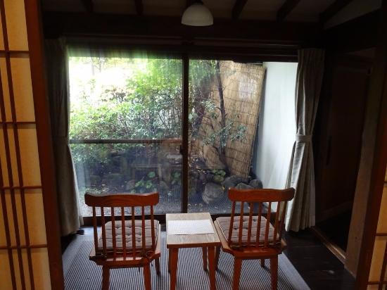 Oyado Kaikatei: 獨內屋內