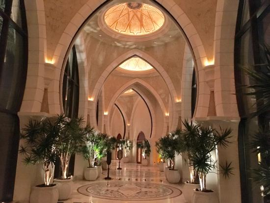 The Palace at One&Only Royal Mirage Dubai: Arabian Terrace
