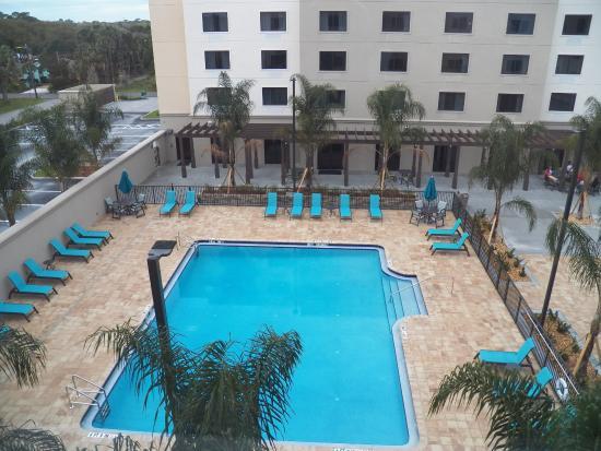 Courtyard Sa Beach St Augustine