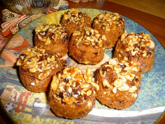Cycle-Inn Bed and Breakfast: Awake to the aroma of freshly baked breakfast muffins