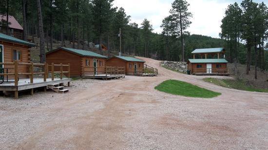 Holy Smoke Resort: Cabins 8-12