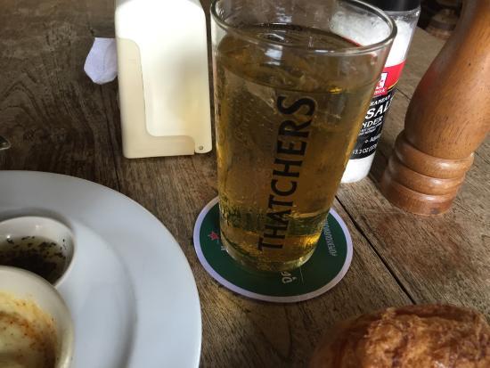 The Green Man Pub: Lunch