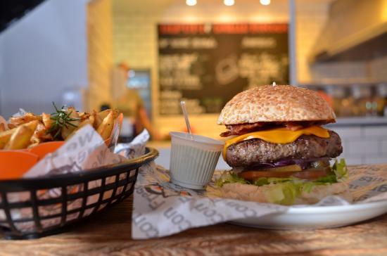 Depot4 Grilled Burger