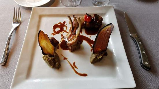 Bonne, Francia: plat viande