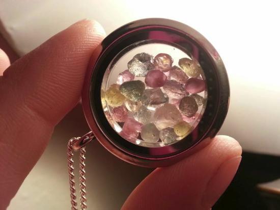 mega gemstone mine uk