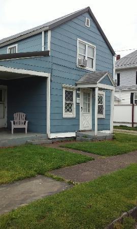 Pennsboro, فرجينيا الغربية: Crossroads Cafe
