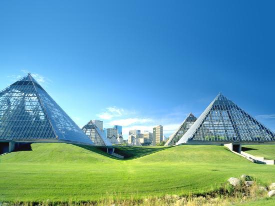 Edmonton, Canada: Muttart Conservatory