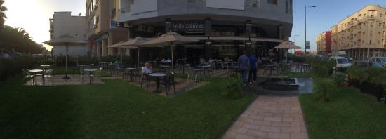 Cafe Patisserie Mille Delices