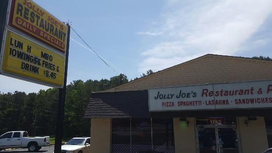 Jolly Joes Cafe