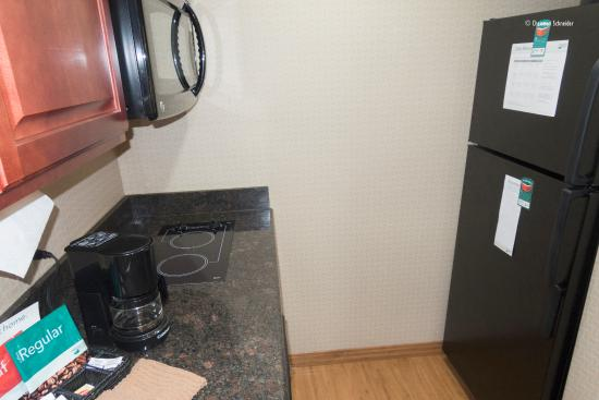 Homewood Suites Miami-Airport West: Ótima cozinha