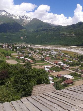 Mestia, Georgia: Местиа
