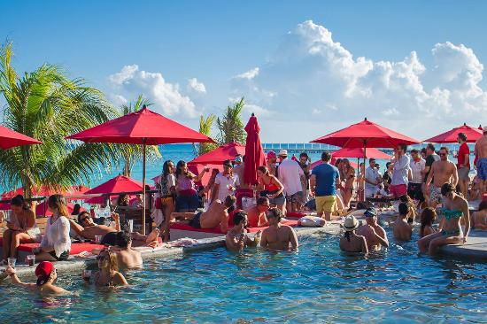 Kool Beach Club Playa Del Carmen Prices