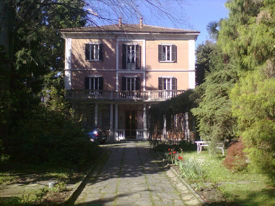 B&B Villa Margherita : Fronte Villa Margherita