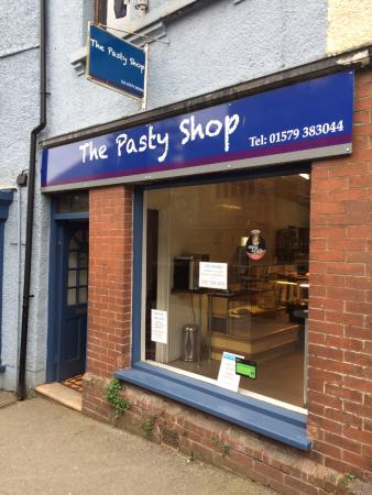 ‪The Pasty Shop‬