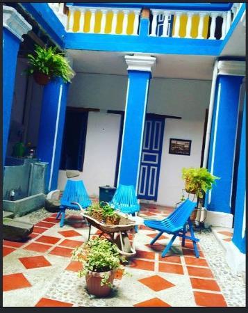 The Blue Door Housing