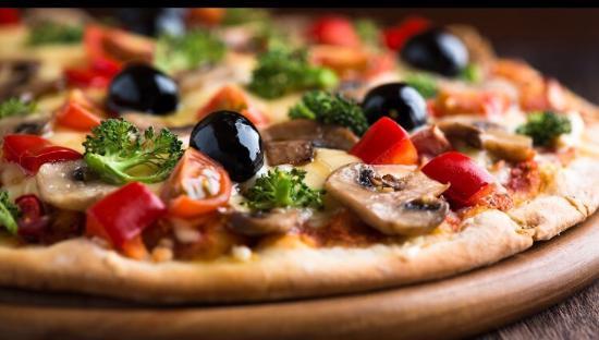 Aften pizza og grill