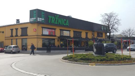 Slascicarna in Kavarna Dulcis Caffe